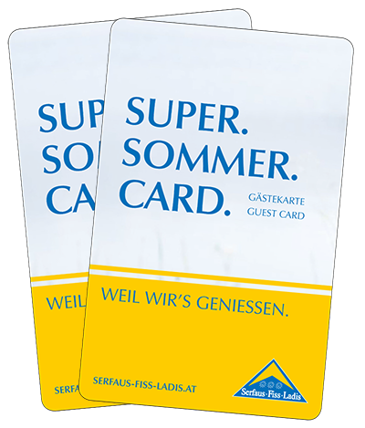 Super Summer Card